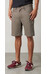 "Prana M's Bronson Short 11"" Inseam Mud"